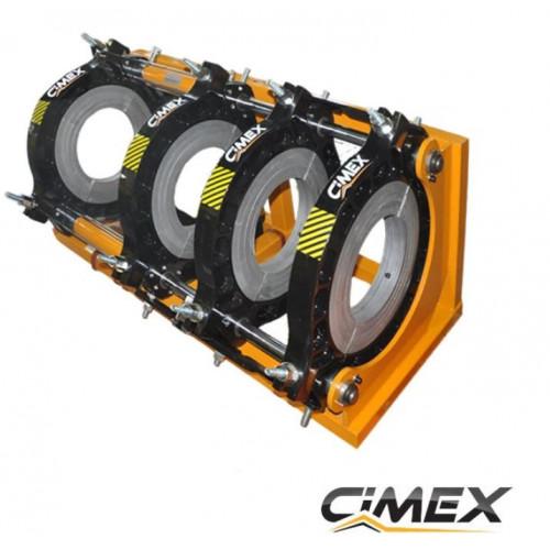 Pipe butt welding machine CIMEX HPP450