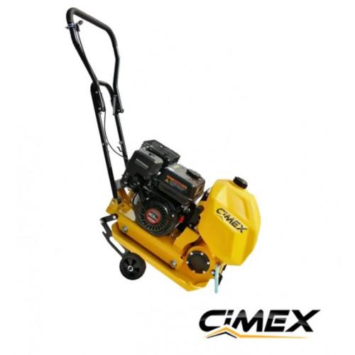 CIMEX CP60N PETROL WACKER PLATE COMPACTOR 11.0 kN / 5500vpm