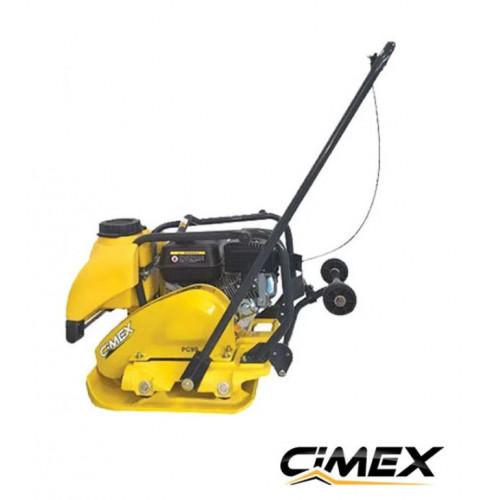 Plate compactor 90 kg 13.0 kN / 5500 vpm - CIMEX CP90N