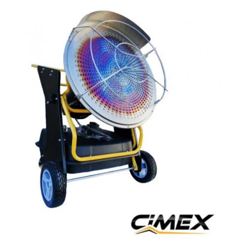 Infrared diesel heater 40 kW CIMEX D45iR