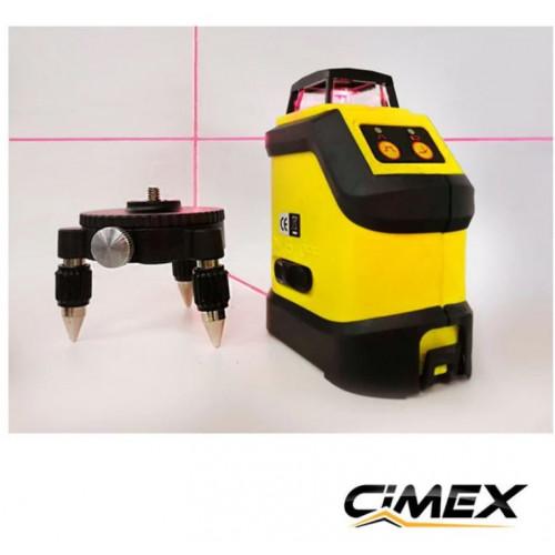 Laser Level 360 ° CIMEX SL1V4H