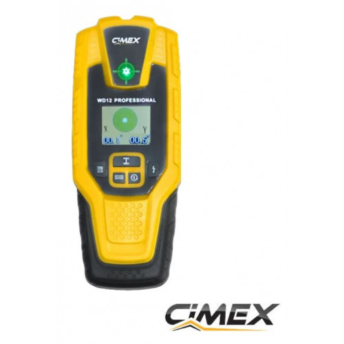 Professional cable detector  CIMEX WD12 Professional
