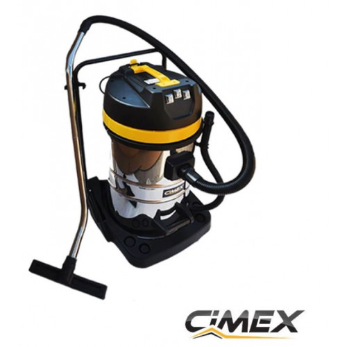 Vacuum cleaner for dry and wet cleaning 3.0 kW, CIMEX VAC80L