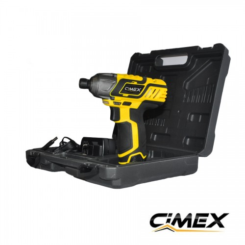 Cordless Impact Wrench CIMEX CD12V160NM - TOP PRICE!