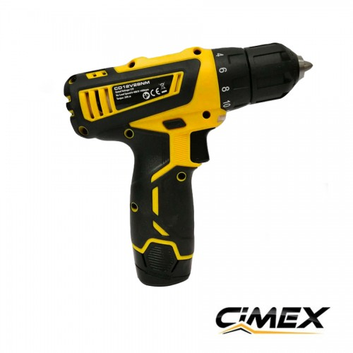 Cordless Screwdriver CIMEX CD12V30NM