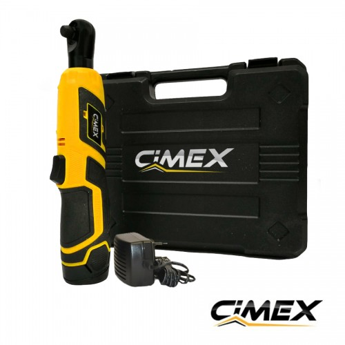 Cordless Impact Ratchet 40 Nm CIMEX CW12V40NM