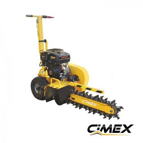 Trencher, 4-stroke engine, 4.8 kW CIMEX CHAN450
