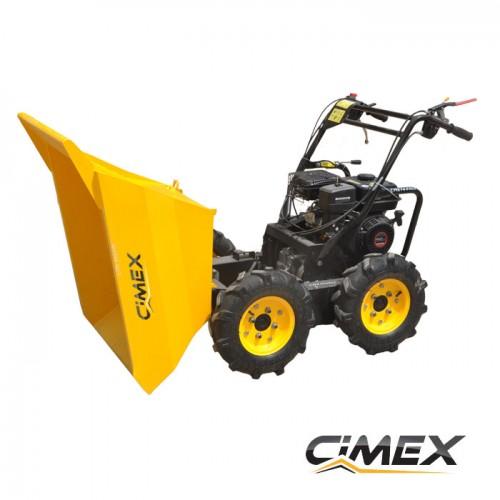 Mini dumper with 4-wheel drive 300 kg CIMEX WB300