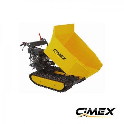 Mini dumper with 4-wheel drive 500 kg CIMEX WB500