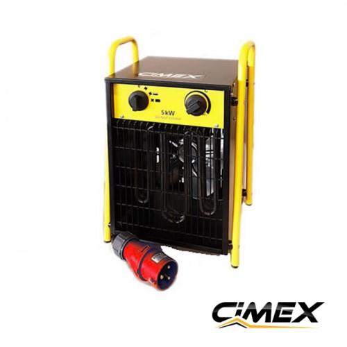 Electric heater 5.0kW, CIMEX  EL5.0T