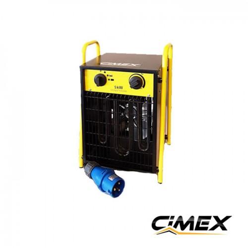 Electric heater 5.0kW, CIMEX EL5.0S