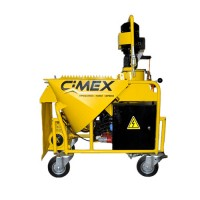 PLASTERING MACHINERY