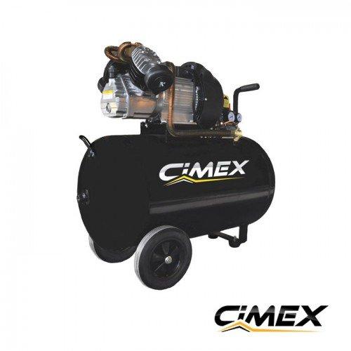 Air compressor 100 l, 369 l/min CIMEX OMP100