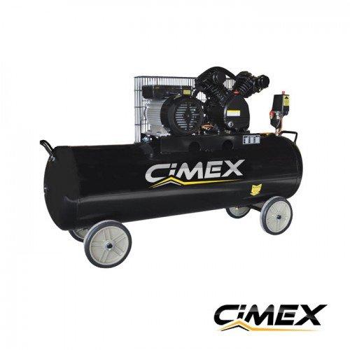 Air compressor - 150 l, 302 l/min CIMEX OMP150