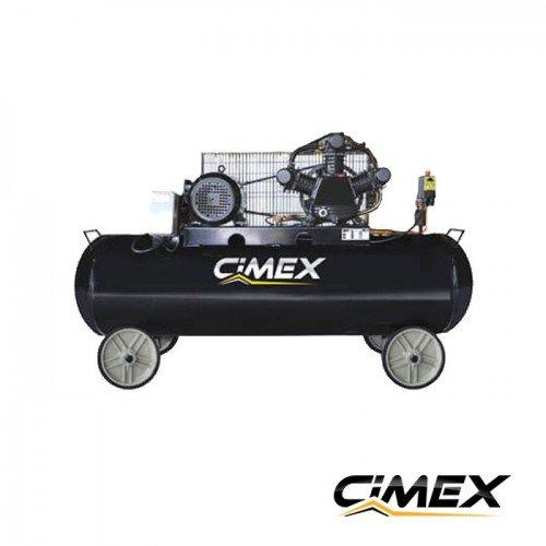 Three-pased electrical air compressor 200 l., 477 l/min CIMEX OMP200