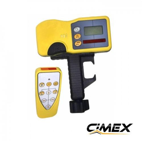 Rotating laser CIMEX HV500PL