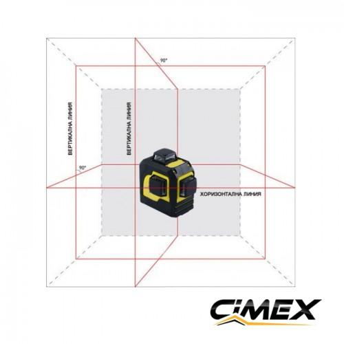 3D Laser level self leveling CIMEX SL3D