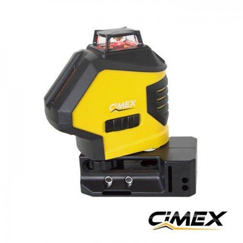 Self-levelling laser level  CIMEX SL4H1V