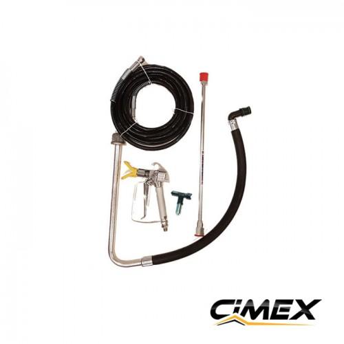 Airless painting machine CIMEX AIRLESS X390