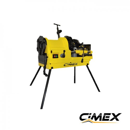Portable lathe for pipes up to 4 inch CIMEX PTM44