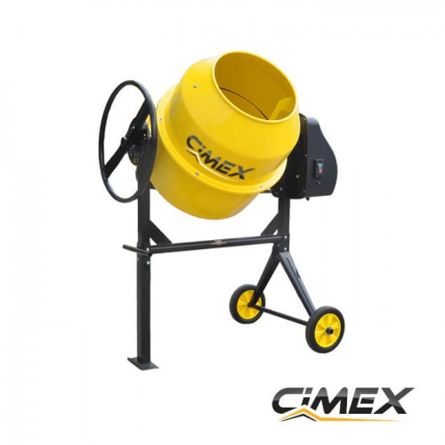Concrete mixer 200 Litre CIMEX MIX200