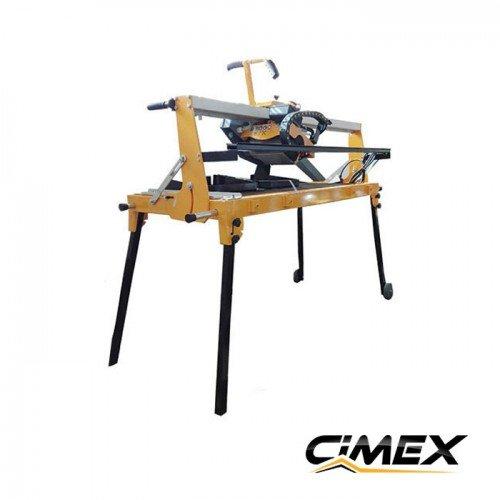Bridge tile saw CIMEX TC350-1200