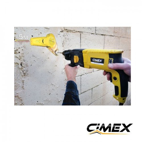 Special price offer -  CIMEX HB3 rotary hammer + CIMEX QQ-SL11 drill dust collector.